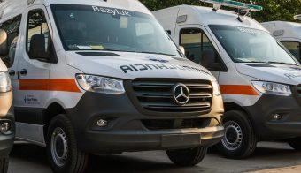 sprinter ambulancia