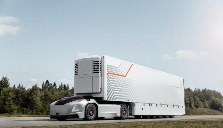 Nuevo tractor eléctrico autónomo de Volvo (1)