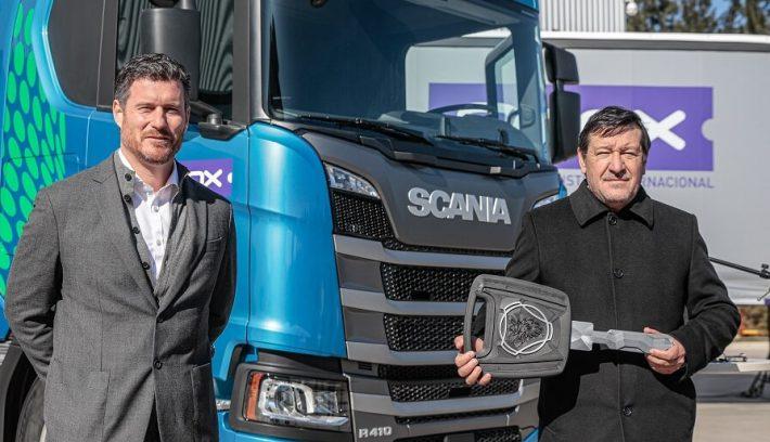 Scania Qbox 9