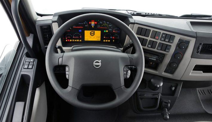 Volvo volante