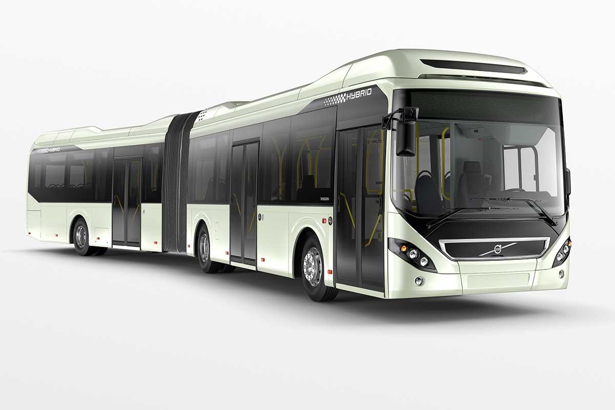 Volvo bus hibrido 1