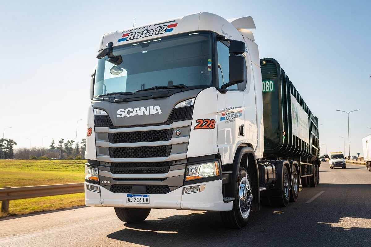 Scania Expreso Ruta 12