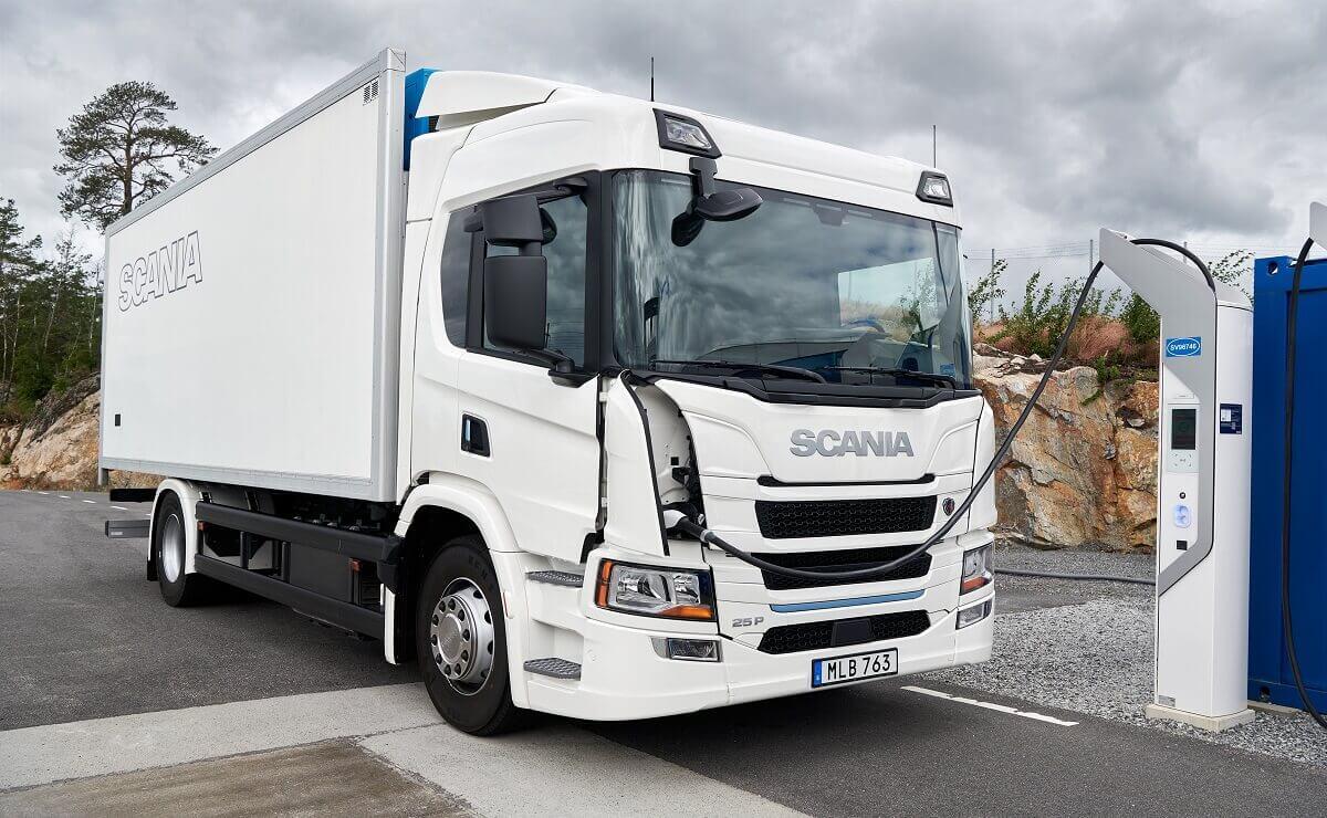 Scania eléctricos