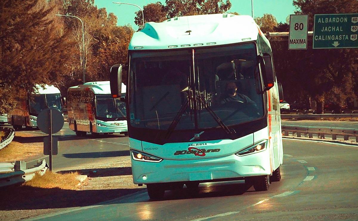 Volvo Buses minería