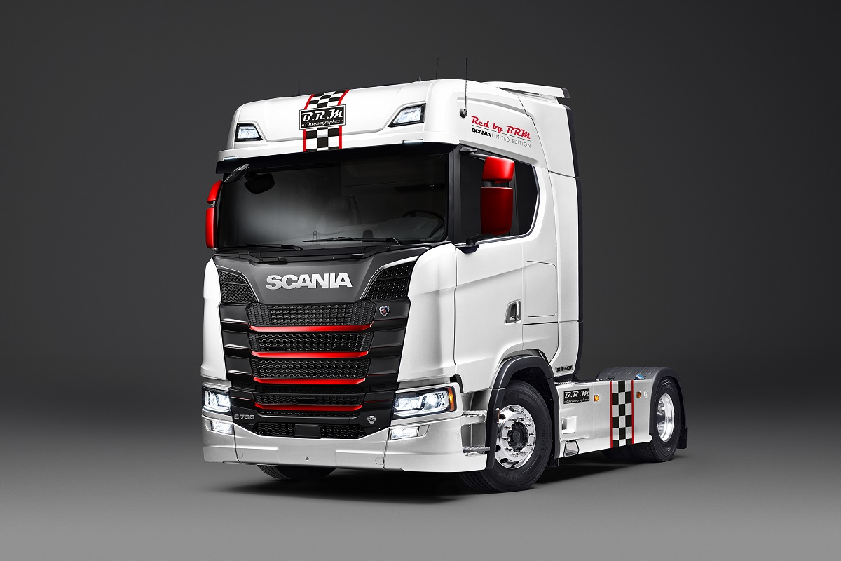 Scania tuning