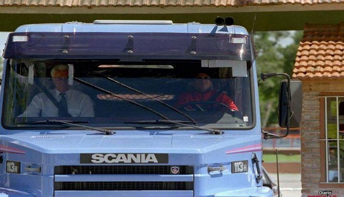 Maradona Scania