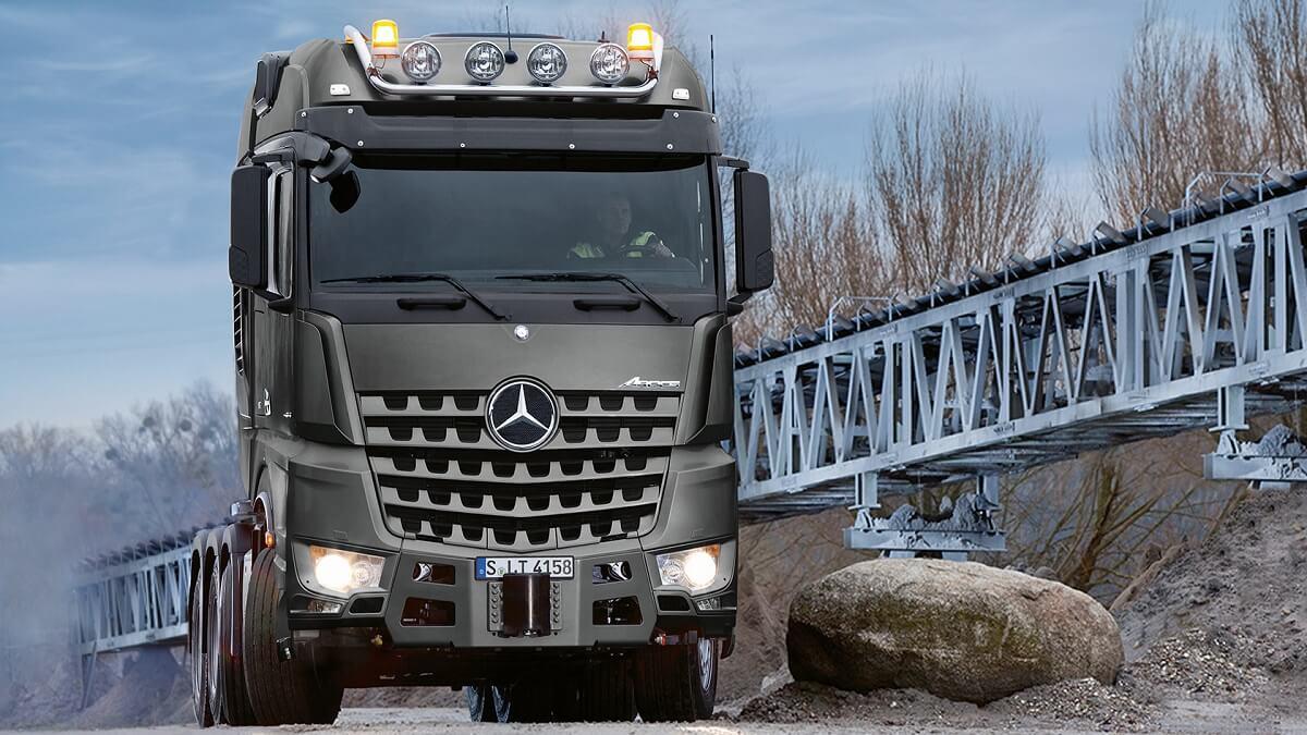 Mercedes-Benz Transportes Especiales