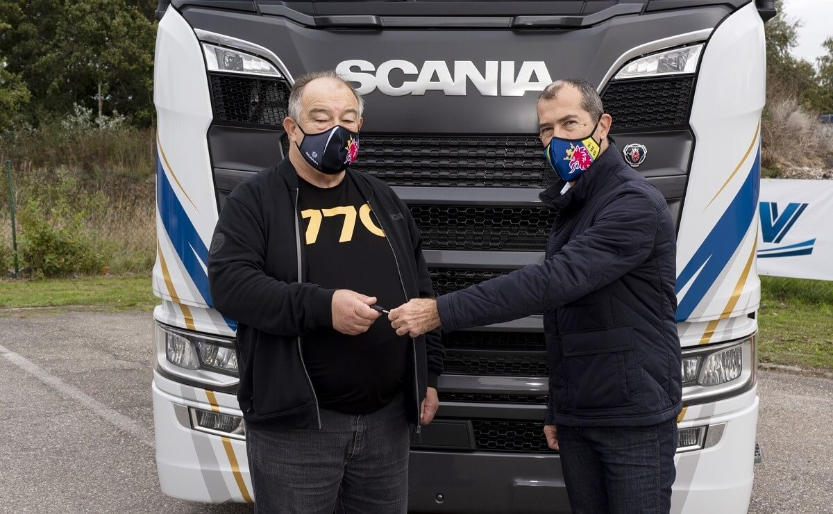 Scania 770cv
