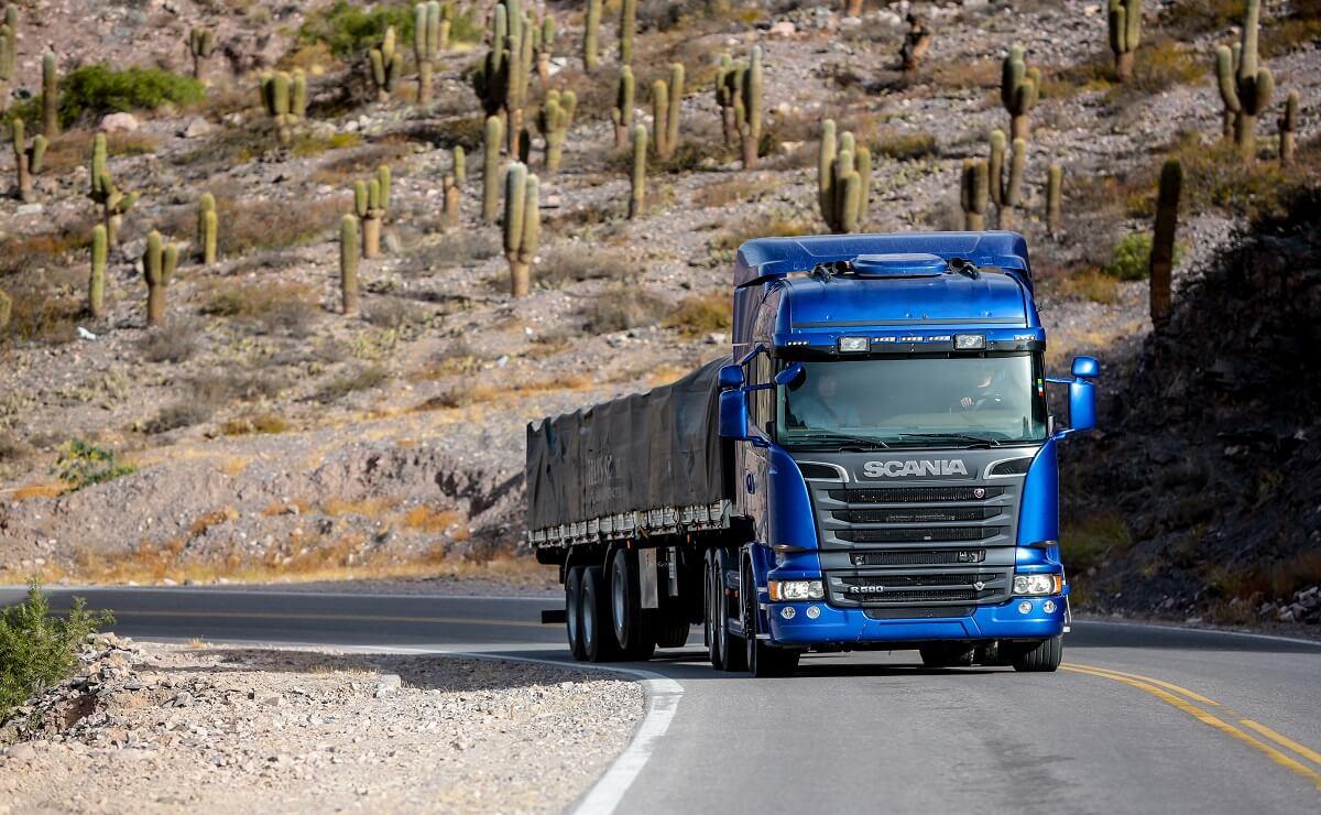 Scania Usados