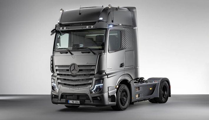 Mercedes-Benz Actros Edition 2