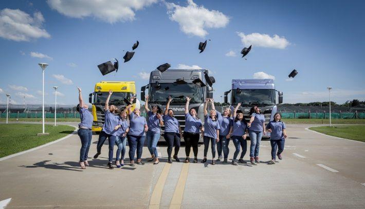 Scania ONU Mujeres