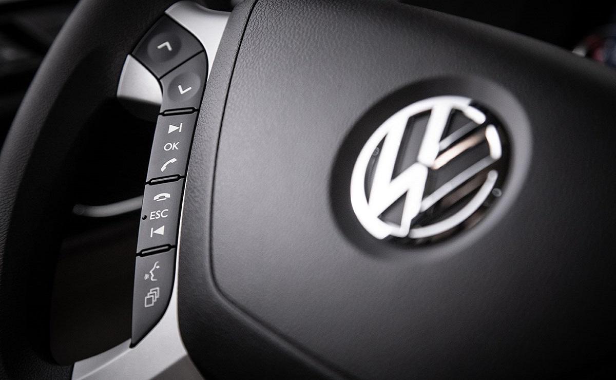 Volkswagen Meteor cabina