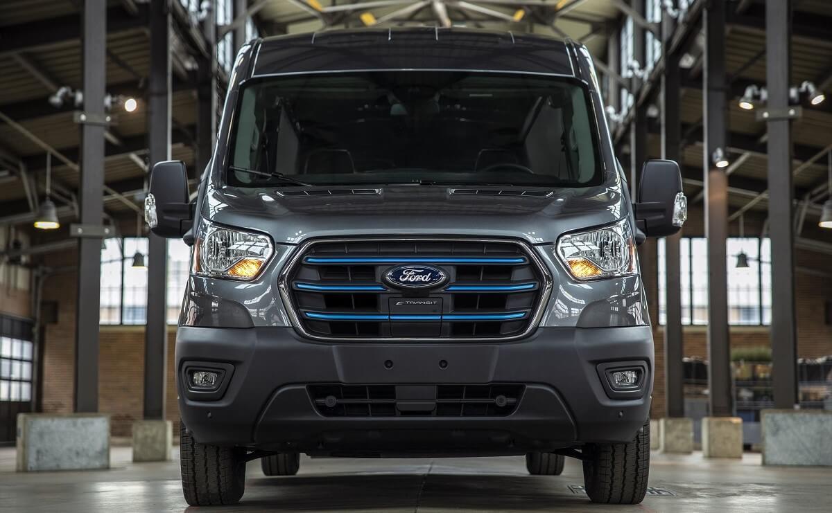 Ford Transit eléctrica