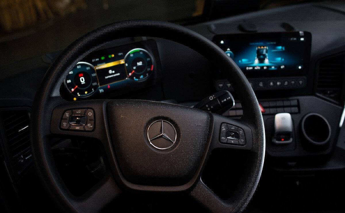 Mercedes-Benz Arocs 4145