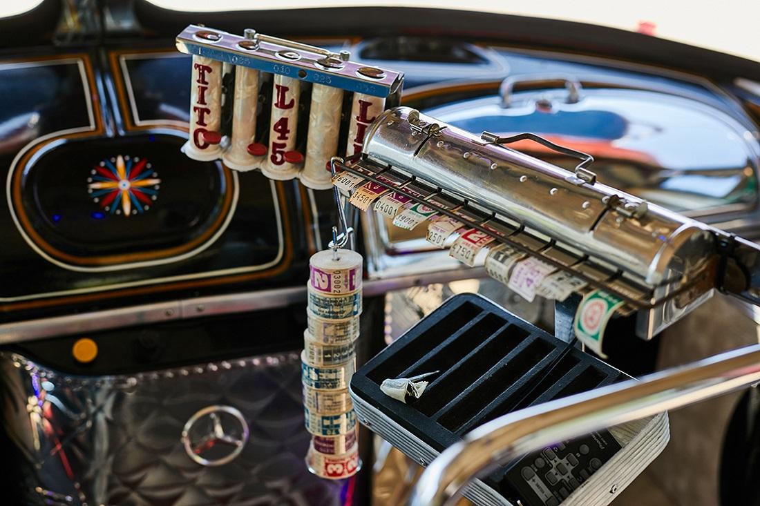 Mercedes-Benz festeja 50 años de una leyenda argentina