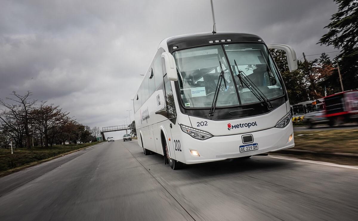 Scania Metropol