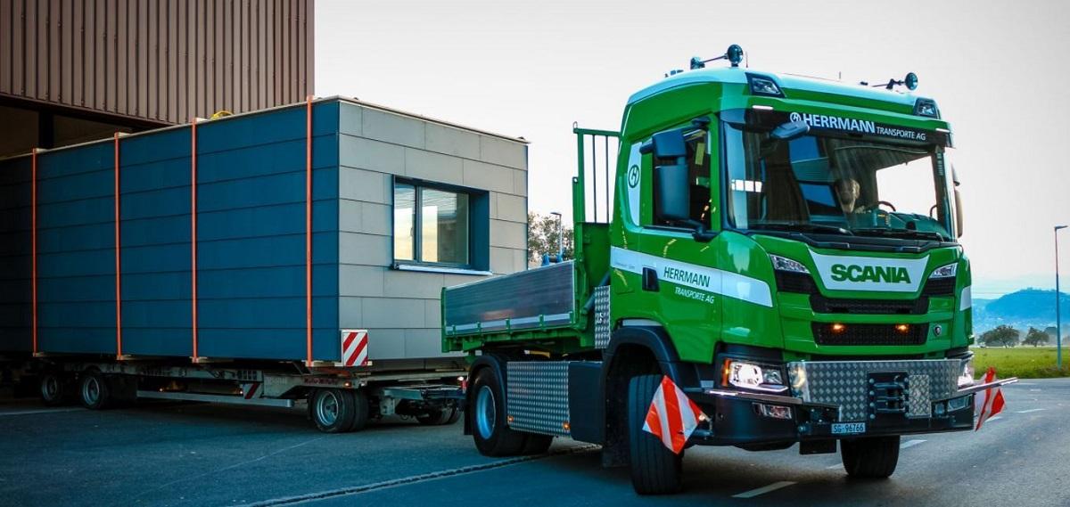 Scania a medida