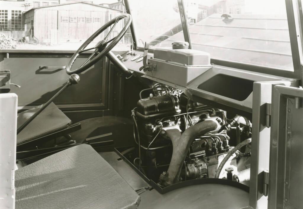 Mercedes-Benz Unimog 70 años