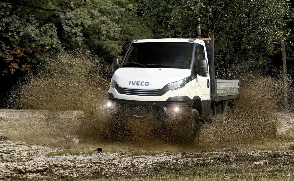 Iveco Daily 4x4