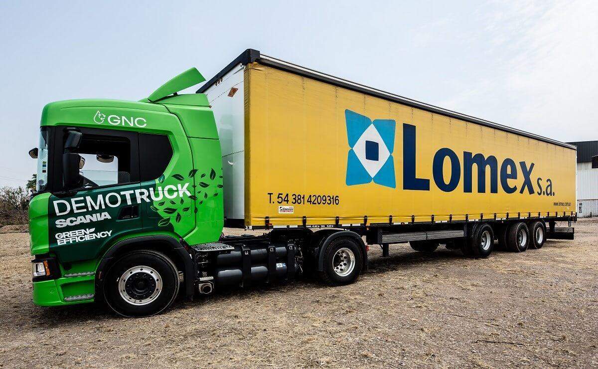 Scania Green Efficiency