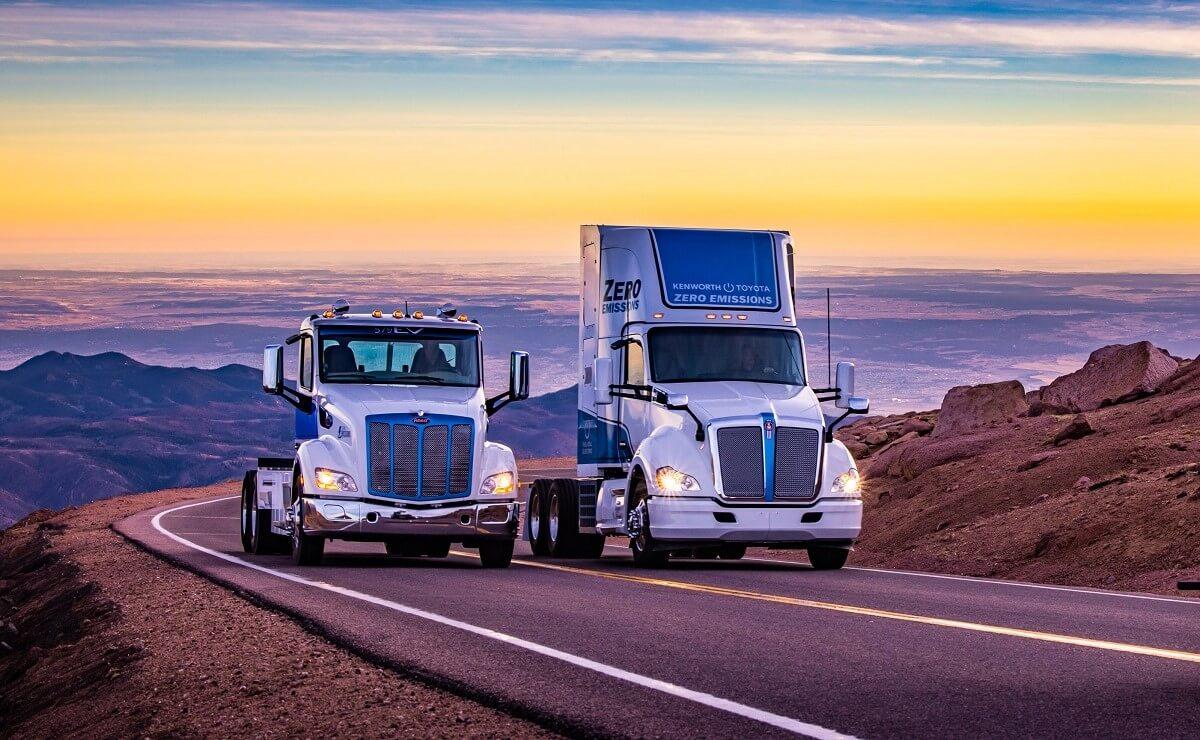 camiones eléctricos 4 mil metros