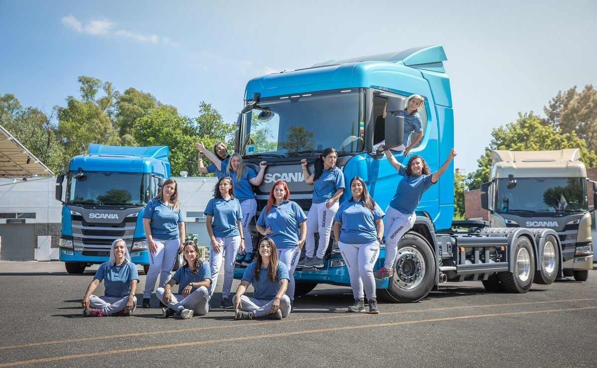 Scania Conductoras