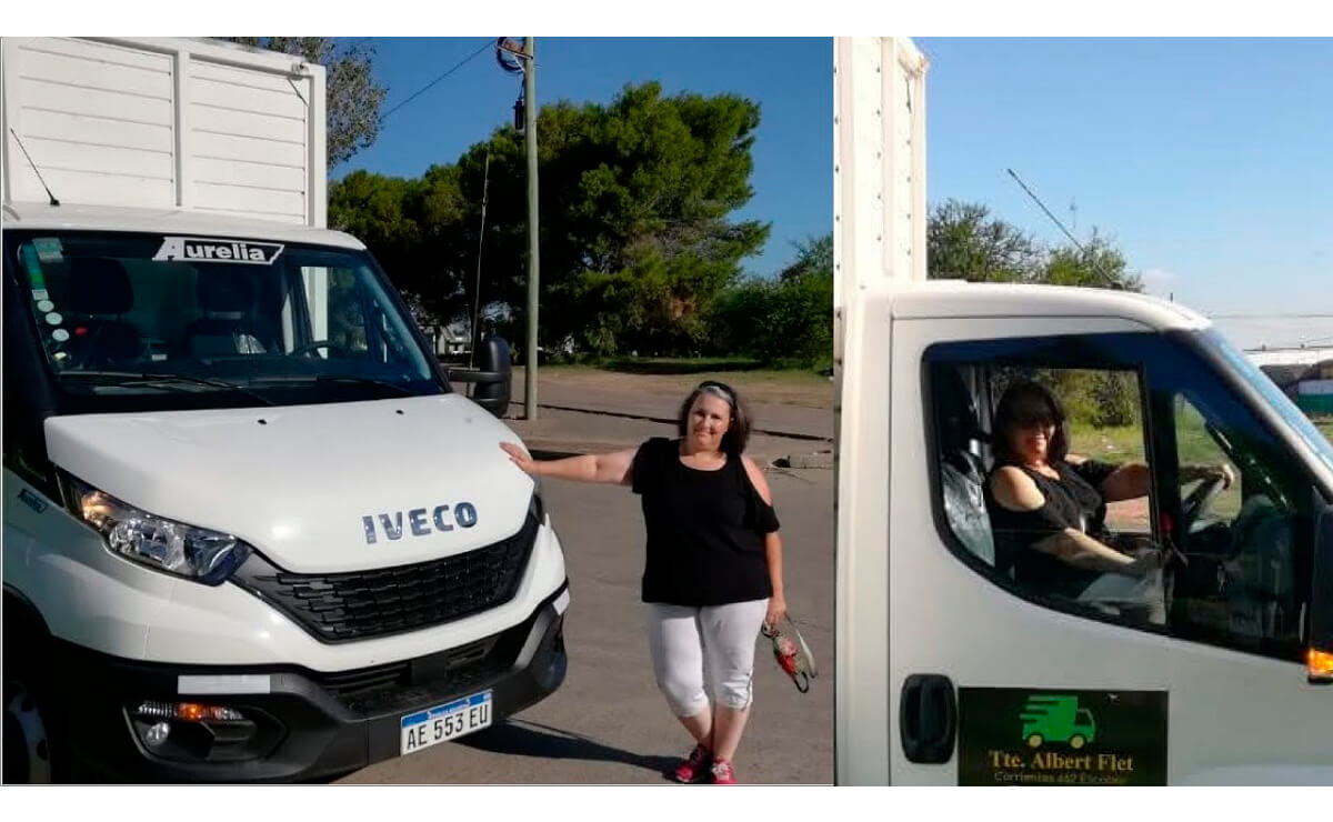 Iveco mujeres