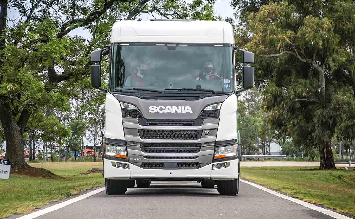 Scania GNC