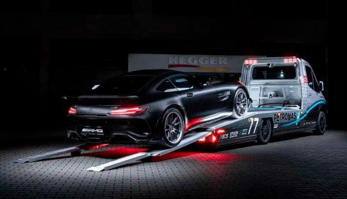 Mercedes-Benz Sprinter AMG