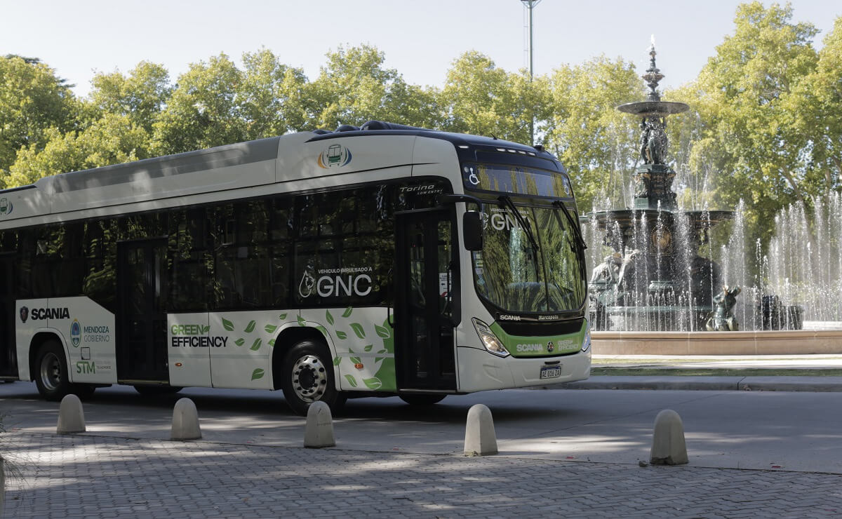 Mendoza Scania