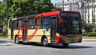 bus GNC linea 60