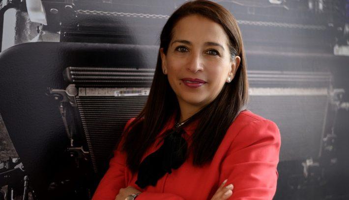 Una mujer preside marca de camiones en Argentina