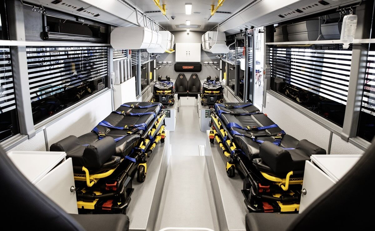 Setra ambulancia